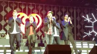 Download Lagu Backstreet Boys at the iHeart Radio Jingle Ball Pt2 Gratis STAFABAND