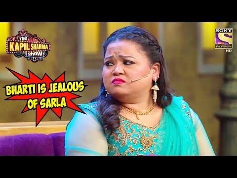 Bharti Is Jealous Of Sarla - The Kapil Sharma Show thumbnail