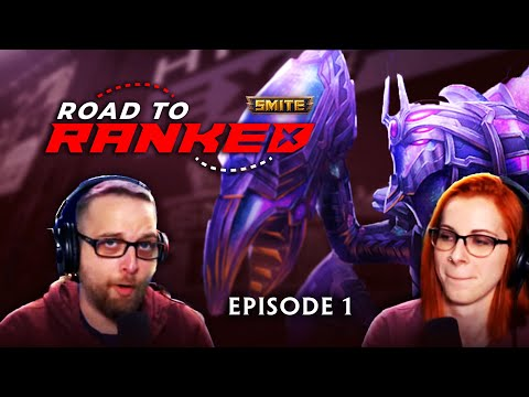 SMITE - Road to Ranked - Episode 1