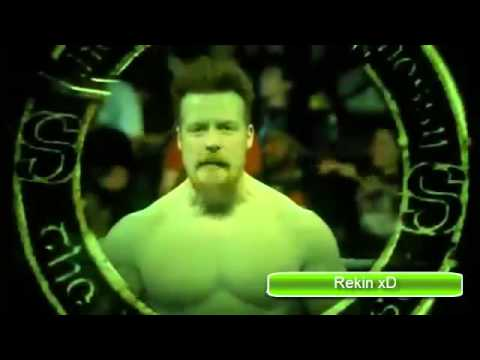 Wwe - Written In My Face (Sheamus)