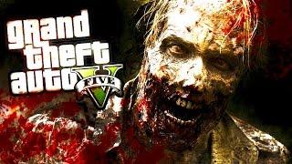 GTA 5 ZOMBIE APOCALYPSE MOD - INFECTION IS SPREADING! (GTA 5 Zombies)