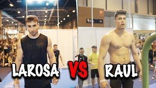 LAROSA VS RAUL VILLAREAL - ULTIMATE BATTLES 2