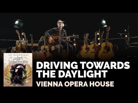 Joe Bonamassa - Driving towards the Daylight LIVE at Vienna