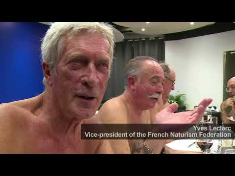 Beef in the buff? Paris opens first nudist restaurant thumbnail