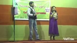 Majhe Majhe Tor Kache......Love Express ( in Karaoke )