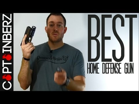 Best Home Defense Gun Image 1