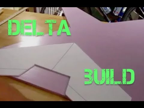 Delta Scratch Build Video