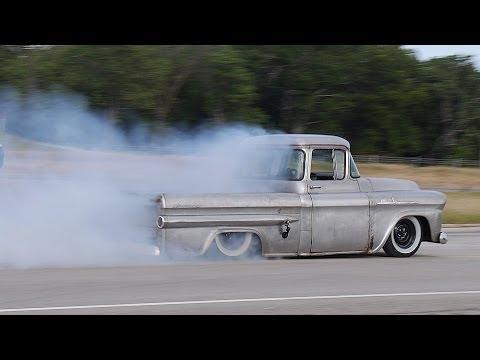 Chevy Apache Twin Turbos