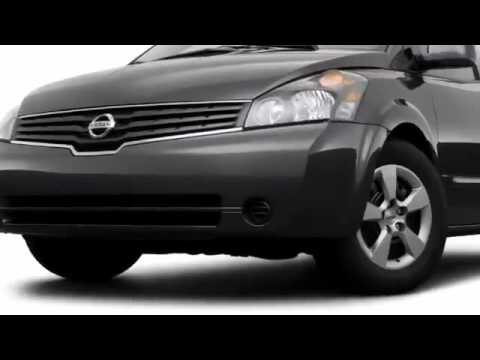 2008 Nissan Quest Video