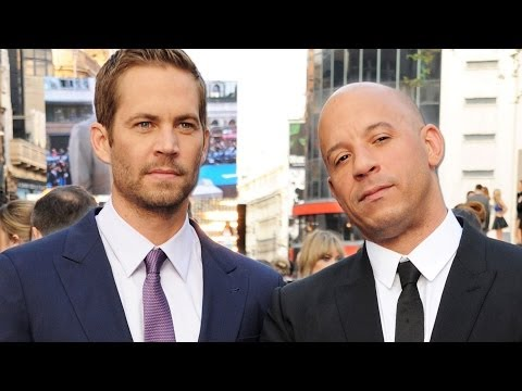 Fast and Furious 7 Stars Mourn Paul Walker