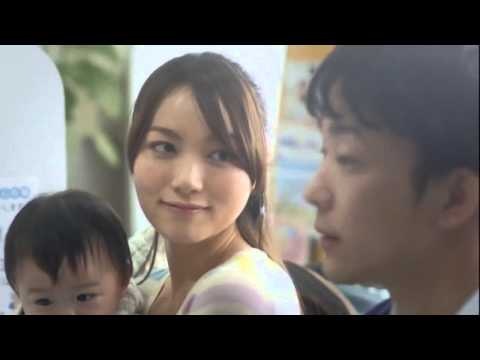【CM】佐藤愛子 ほけんの窓口 「新婚子育て家族」篇