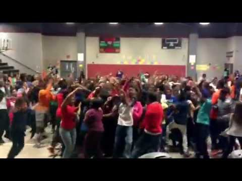 Byram middle school  Harlem shake