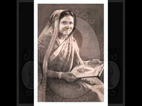 Bal Gandharva sings Nahi Me Bolat Natha