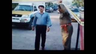 The King & The Commissioner - Megastar Mammootty Rocking Intro in The King and The Commissioner  @TVM    Electrified Theatre !!