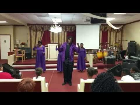 I Am What You See - Bishop Paul Morton  Grace Tabernacle Praise Dancers video