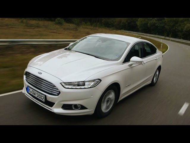 All-New Ford Mondeo Hybrid Electric Vehicle - YouTube