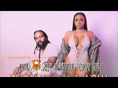 Ky-Mani Marley & Yanique Curvy Diva - Turn Your Lights Down Low - July 2017