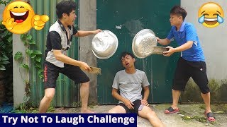 TRY NOT TO LAUGH CHALLENGE 😂 😂 Comedy Videos 2019 - Episode 8 - Funny Vines || SML Troll