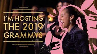I M Hosting The 2019 Grammys Alicia Keys