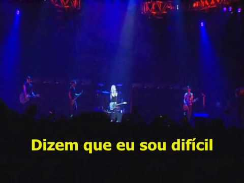 Avril Lavigne - My Happy Ending Live At Budokan Legendado!! video
