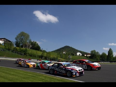 WTCC drivers reaction to mass penalties and race highlights Salzburgring 2013