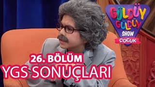 Güldüy Güldüy Show Çocuk 26. Bölüm | YGS Sonucu