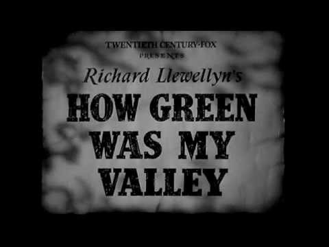 How Green Was My Valley - Gordon MacRae