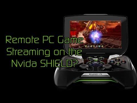 Nvidia SHIELD April 2014 KitKat Update Brings Remote PC Game Streaming!