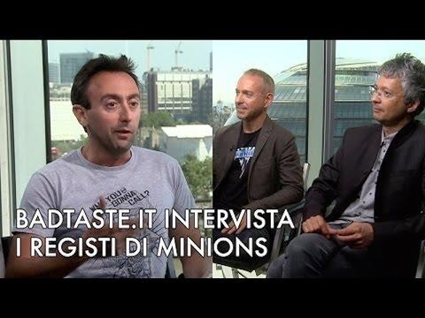Minions: BadTaste.it Intervista I Registi Kyle Balda, Pierre Coffin