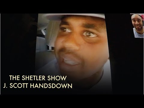 The Shetler Show featuring J. Scott Handsdown
