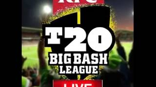 BBL live streaming | Big Bash League T20 2018-19 broadcasting channels