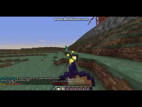 Minecraft PvP Call 911 NOW!!!!