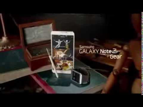 Samsung Galaxy Note III New TVC 2013-Dreams(Latest Indian TV Ad)