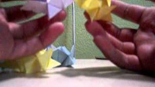 How To Make The Origami Spike Ball/spiky Cubotchon