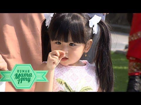 Astaga, Ini Imut Banget Baby Shark Baby Moonela - Rumah Mama Amy (23/8)