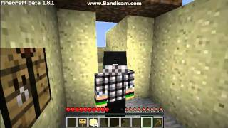 MinecraftSand SurvivalRomania - Survival Island V1.1 Episod I