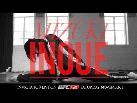 Invicta FC 9: Mizuki Inoue Workout