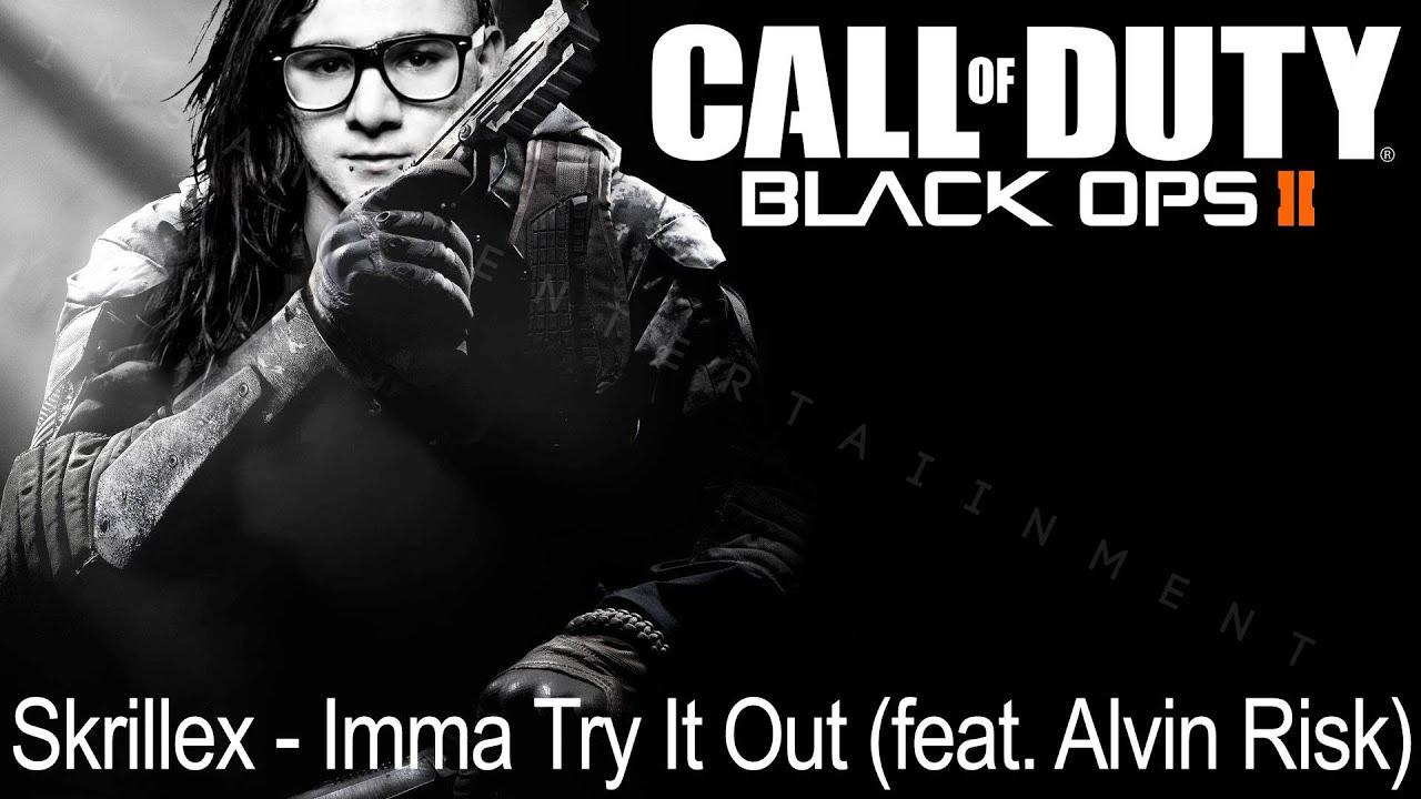 Skrillex Imma Try It Out Listen, watch, download