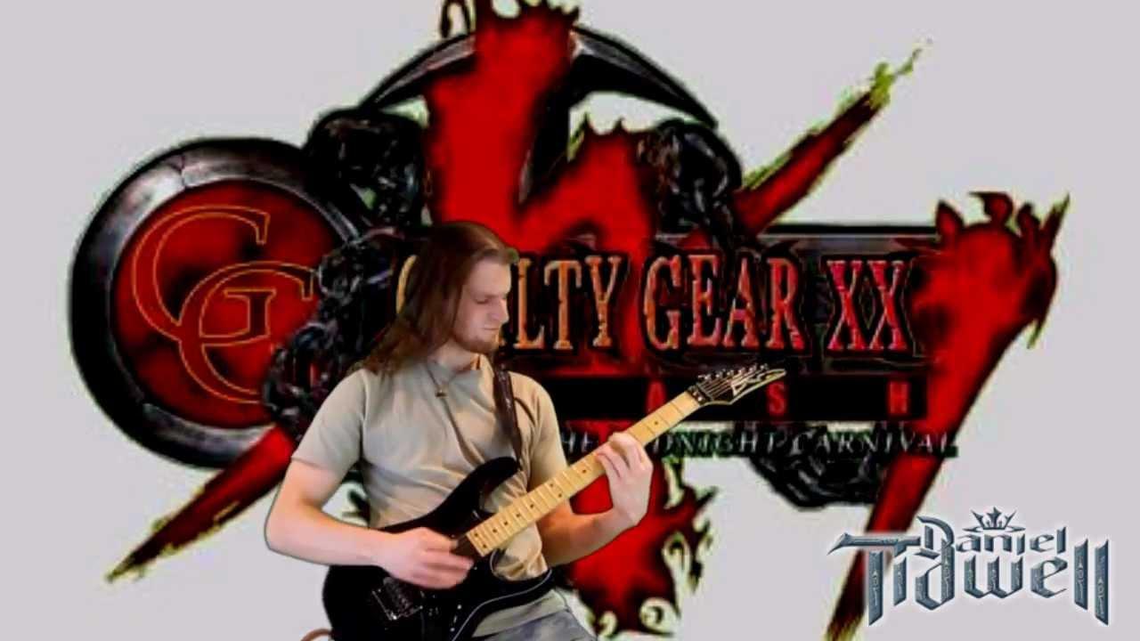 Guilty Gear Guitar Sky Guilty Gear xx Cover