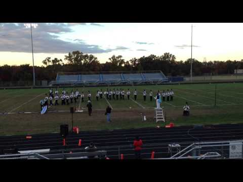Clarksburg High School 2012 Marching Show - A5