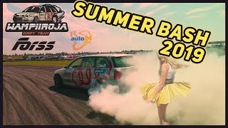 Summer Bash Baltic Drift 2019, Auto24ring