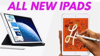 Are the 2019 iPads Even Worth It? | Painfully Honest Tech