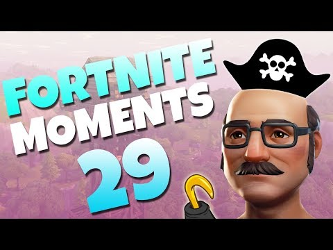 CRAZY LAUNCH PAD GLITCH FTW!! | Fortnite Daily Funny and WTF Moments Ep. 29