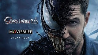 Venom - Moviebuff Sneak Peek   Tom Hardy   Michelle Williams   Directed By Ruben Fleischer