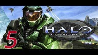 Прохождение Halo: Combat Evolved: Часть 5 - Нападение на комнату управления