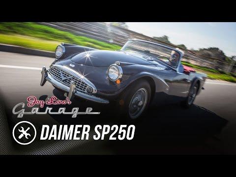 1962 Daimler SP250 - Jay Leno's Garage