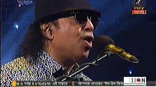 Live Eid Concert - Ei Rupali Raat by Ayub Bachchu  (LRB) Live On (Massranga TV)