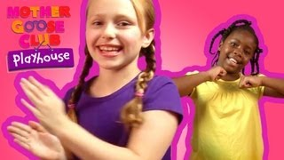 Pat-a-Cake | Mother Goose Club Playhouse Kids Video
