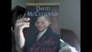 Book Review: John Adams by David McCullough