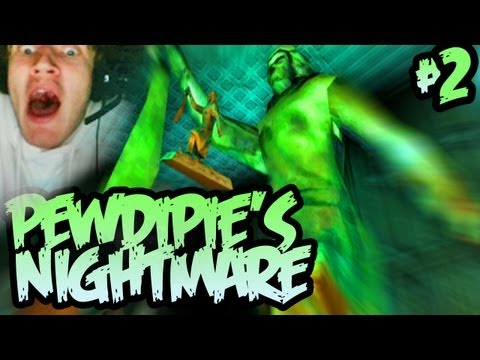 [Funny, Horror] Amnesia: PewDiePies Nightmare - Part 2